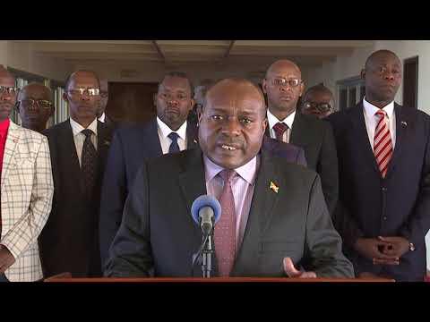 Retour du  2ème Vice-président de la  RDC 26 01 2019