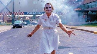 Joker blow up the hospital | The Dark Knight [UltraHD, HDR, IMAX]