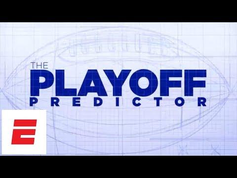 The College Football Playoff Predictor | ESPN