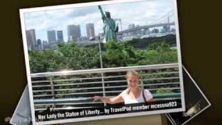 Statue of Liberty - Minato, Tokyo, Tokyo Prefecture, Kanto, Japan