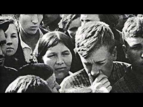 День снятия Блокады. Духовно-просветительский центр п.Ульяновка Тосненского района.