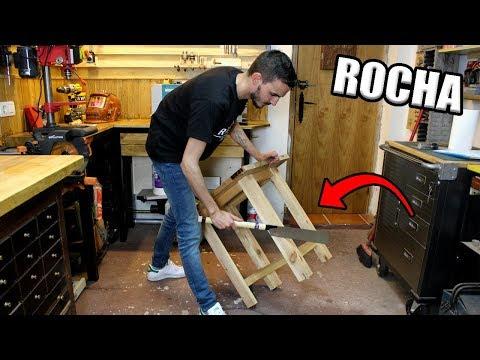 Un carpintero NUNCA te enseñara como arreglar una mesa coja (Trucos de Bricolaje)