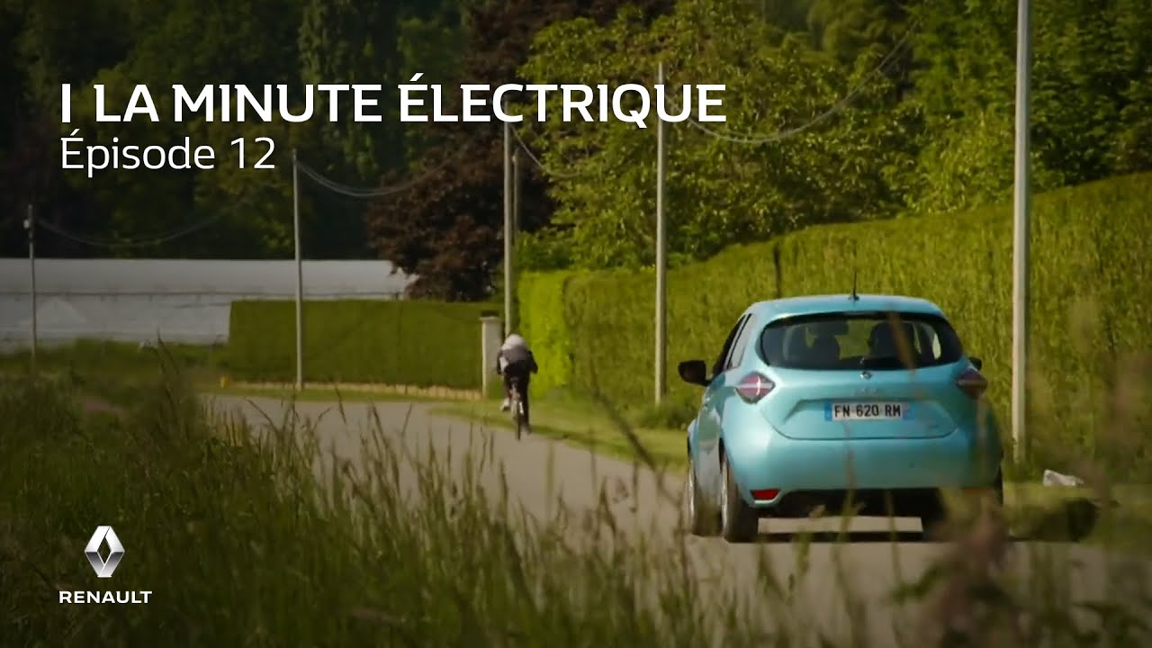 La Minute Électrique // Épisode 12 - Jérémy