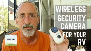 Ep. 123: Wireless Security Camera for Your RV | Tips Tricks How-To