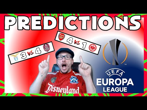 2019/20 Europa League Matchday 1 - Predictions from YouTube · Duration:  17 minutes 39 seconds