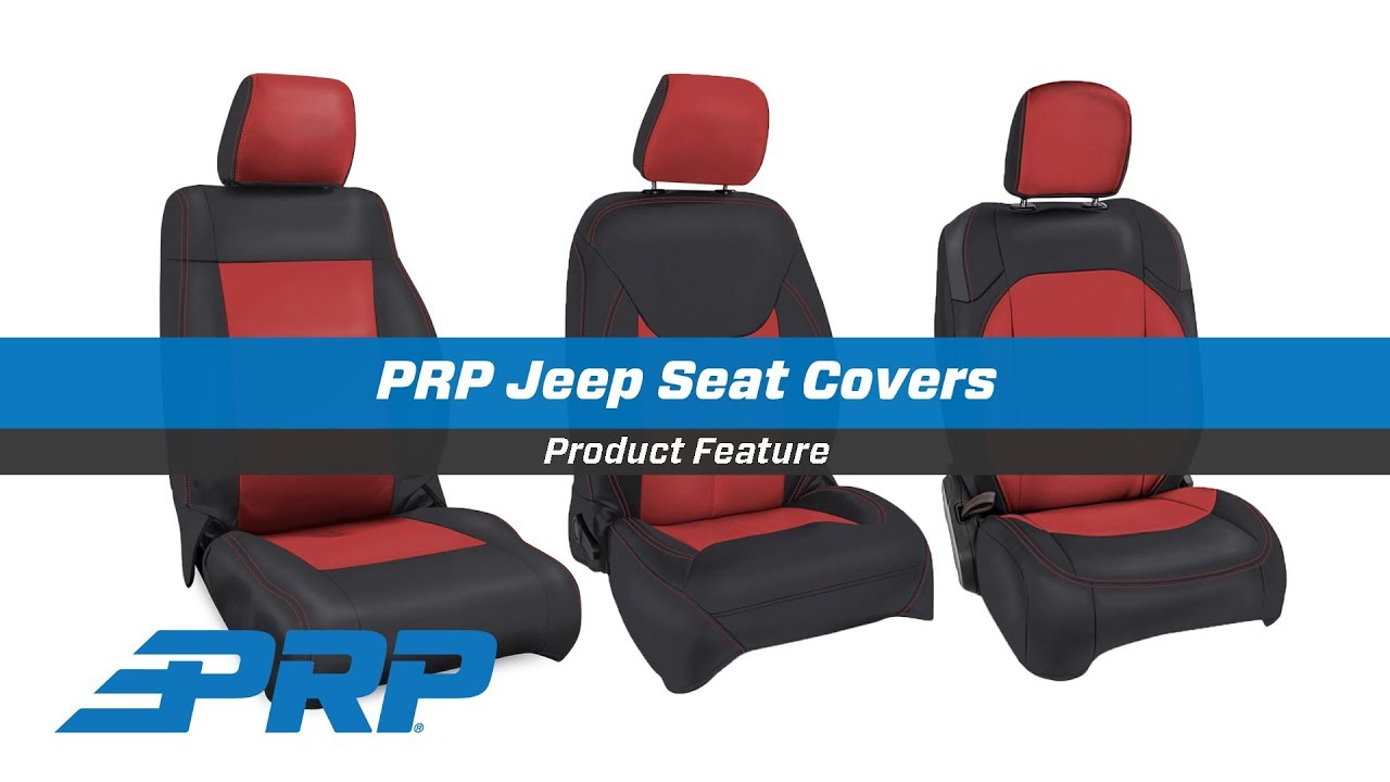 PRP Jeep Seat Covers
