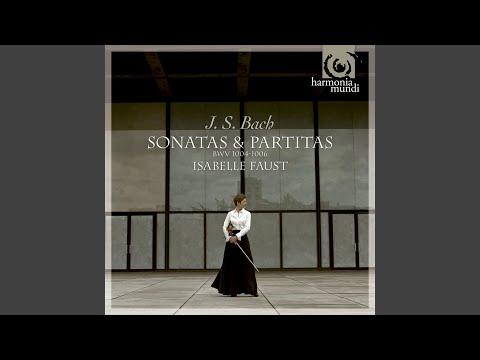 Partita II BWV 1004 in D minor: I. Allemanda
