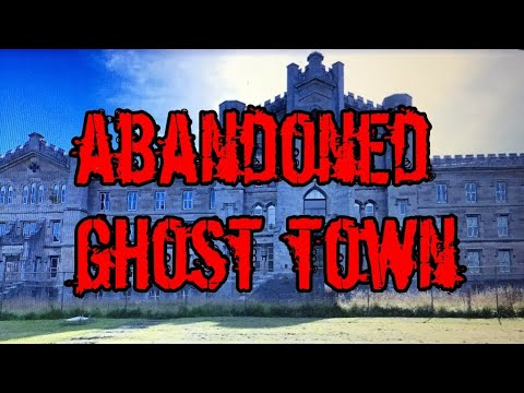 The haunted ghost town in Binghamton NY