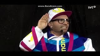 Sean Banan Melodifestivalen 2014 Lilla Sean! Diggiloo Diggiley