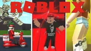 RIJK WORDEN & FEESTEN !! | Roblox Bloxburg #3 thumbnail