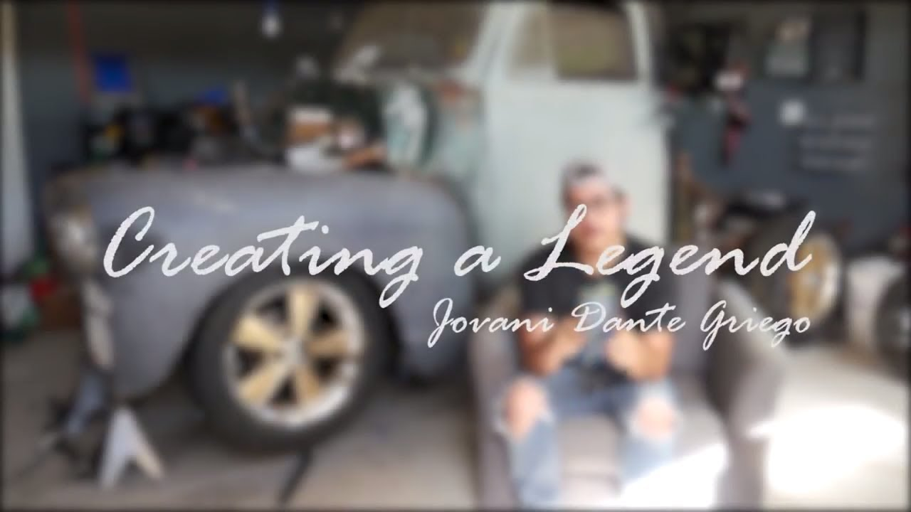 Creating a Legend - A Story Every Car Guy Needs to hear
