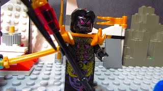 LEGO Ninjago Curse of Morro EPISODE 6 - The Overlord?
