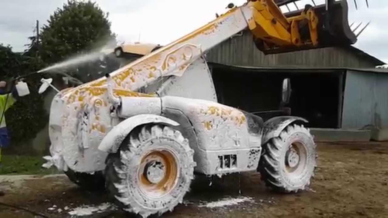 comment nettoyer son tracteur agrimat est la solution. Black Bedroom Furniture Sets. Home Design Ideas