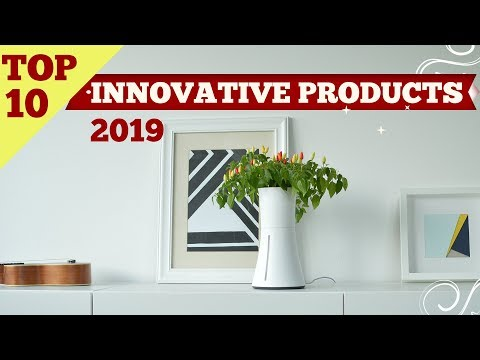 Top 10 Innovative Products You Did Not Know Exist