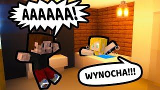 WIĘC ZROBILIŚMY ŁAZIENKĘ... - Minecraft Survival