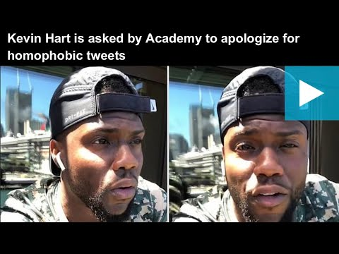 Kevin Hart STEPS DOWN as 2019 Oscars host after refusing to apologize for 'homophobic' tweets Mp3