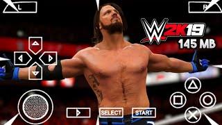 [145 Mb] Download Wwe 2k19 Game Mod In Wrestling Revolution 3d   Best Wr3d Mod