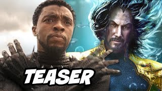 Black Panther 2 Namor Teaser Easter Eggs - Avengers Endgame Iron Man Scenes