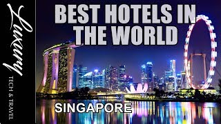 Best Hotels in SINGAPORE    Luxury Singapore Resorts VIDEO TOUR