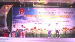 Xinh tươi Việt Nam -Acoustic guitar cover