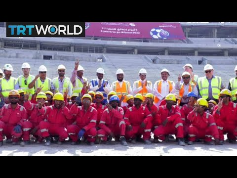 Qatar 2022 World Cup Special – 5 years to go