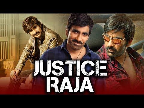 Justice Teja (2019) Telugu Hindi Dubbed Full Movie | Ravi Teja, Sanghavi, Sivaji