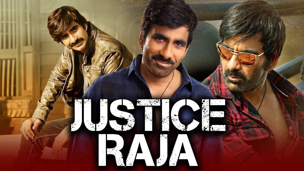 justice teja 2019 telugu hindi dubbed full movie ravi teja sanghavi sivaji