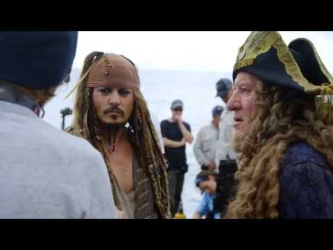 Download Youtube: Pirates of the Caribbean: Dead Men Tell No Tales - New Look!