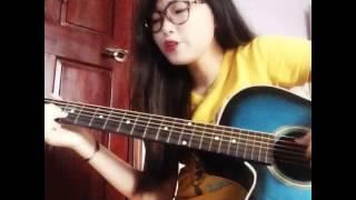 Cảm Ơn Cha - LynLyn Guitar Cover