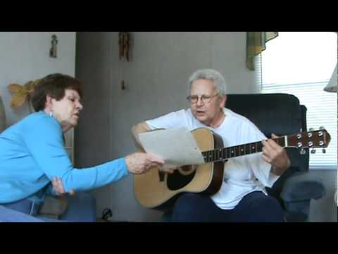 Guitar playing and singing with Margaret Arnaud Po...