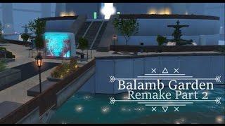 Balamb Garden Remake (Part 2)