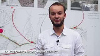 Yvelines | Réaménagement de la Liaison douce du quartier de Moulon