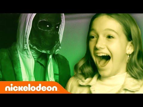 Spookiest Halloween Prank w/ Piper Rockelle, Isaak Presley & More! Is it TOO Scary? 😱 #NickStarsIRL