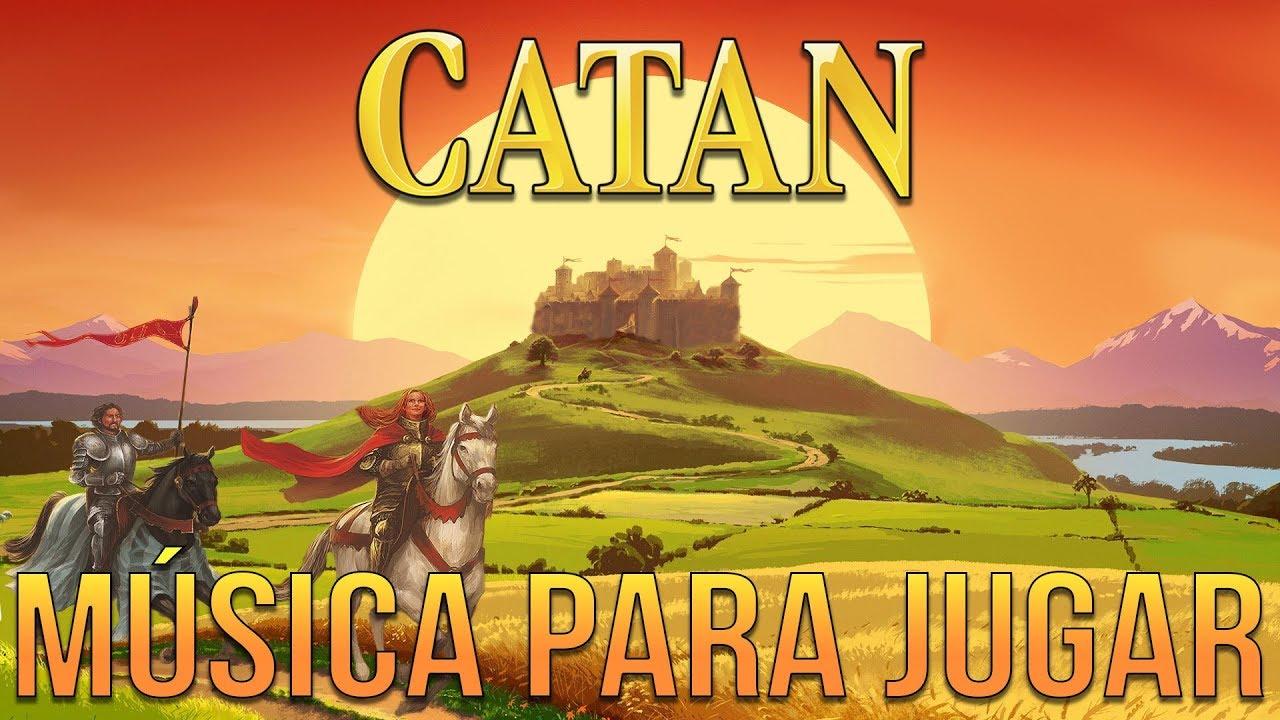 Música para jugar a CATAN – MUSIC FOR PLAYING GAMES