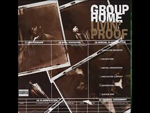 Group Home - Livin' Proof (Full Album)
