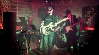 Deek Jackson & The Circus Fantasticus - Live @ Montys Rock bar 22 02 20 part 1
