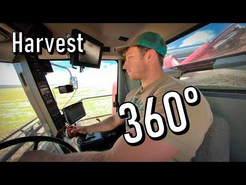 360° Farming Part 3 - Harvest - Welker Farms Inc