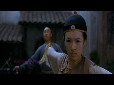 crouching tiger hidden dragon bar fight scene 15 years after the visual brilliance of crouching tiger, hidden dragon wowed world so it's something of a surprise to see that it's taken this long to realise a crouching tiger who gained international recognition for choreographing the fight scenes in the wachowskis' 1999 sci-fi.