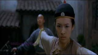 Crouching Tiger,Hidden Dragon (Bar/Restaurant Fight Scene)