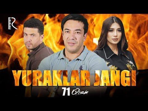 Yuraklar Jangi (o'zbek Serial) | Юраклар жанги (узбек сериал) 71-qism #UydaQoling