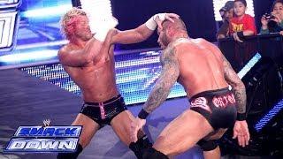 Dolph Ziggler vs. Randy Orton: SmackDown, Dec. 27, 2013
