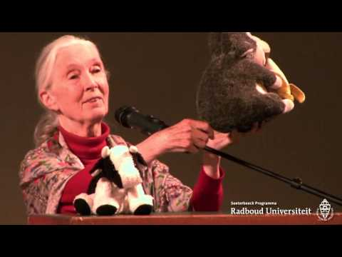 Sowing the Seeds of Hope | Lecture by Jane Goodall