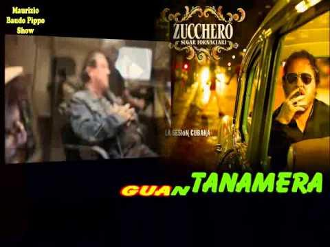 Base Karaoke - Zucchero - Guantanamera [Guajira] La Sesión Cubana - By Baudo Pippo Show...♫♪♫