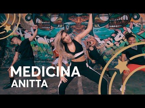 Medicina - Anitta - Lore Improta | Coreografia