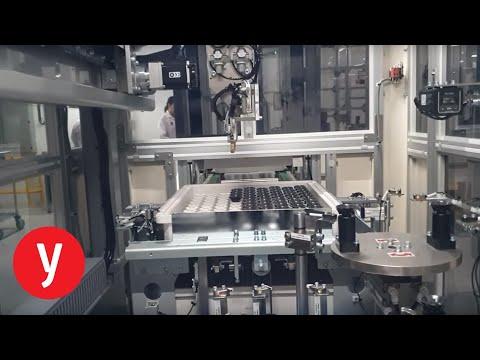 צפו: כך פועל המפעל הרובוטי של דייסון בסינגפור