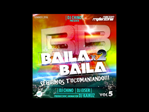 BAILA BAILA X2 VOL 5