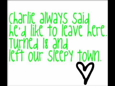 Me and Charlie Talking- Miranda Lambert ♥ (lyrics on screen)