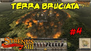 Total War: Attila Gameplay ITA PC - Terra Bruciata -