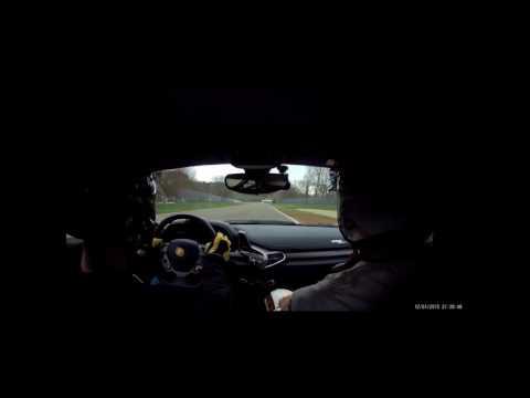 Ferrari 458 Italia - Imola RSE