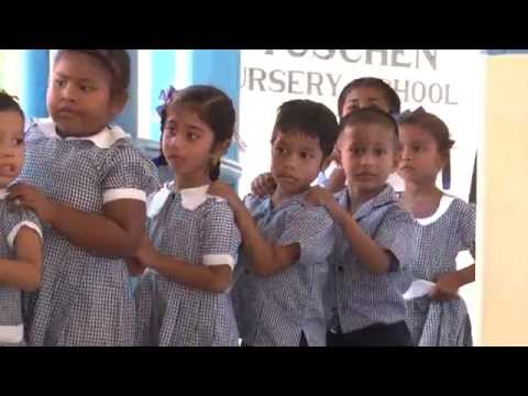 A New Place to Teach the Future in Tuschen, Guyana
